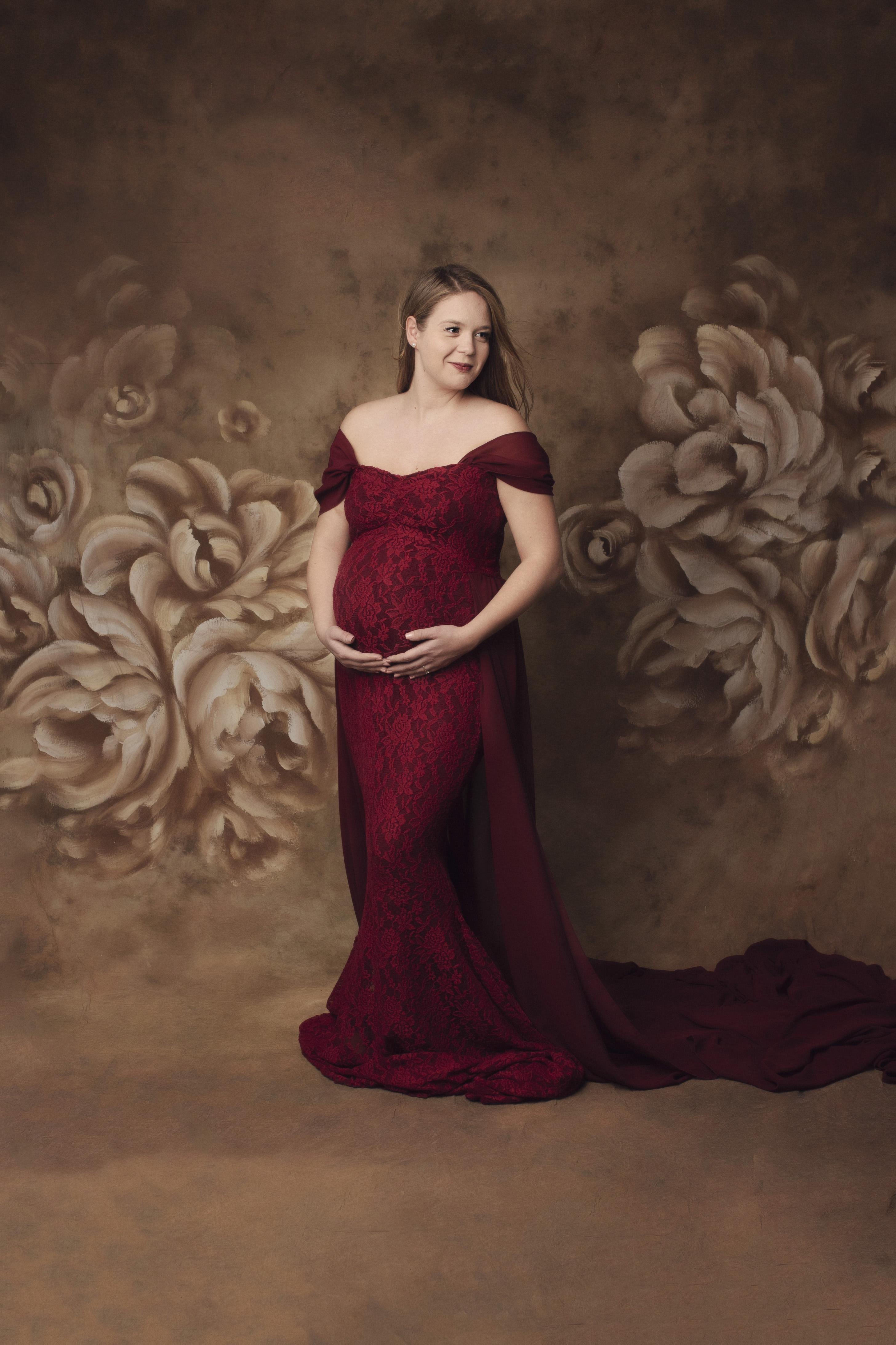 grand rapids michigan fine art maternity photography
