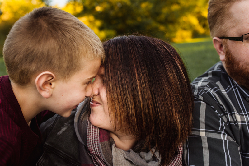 grand rapids michigan family photographer mom and son